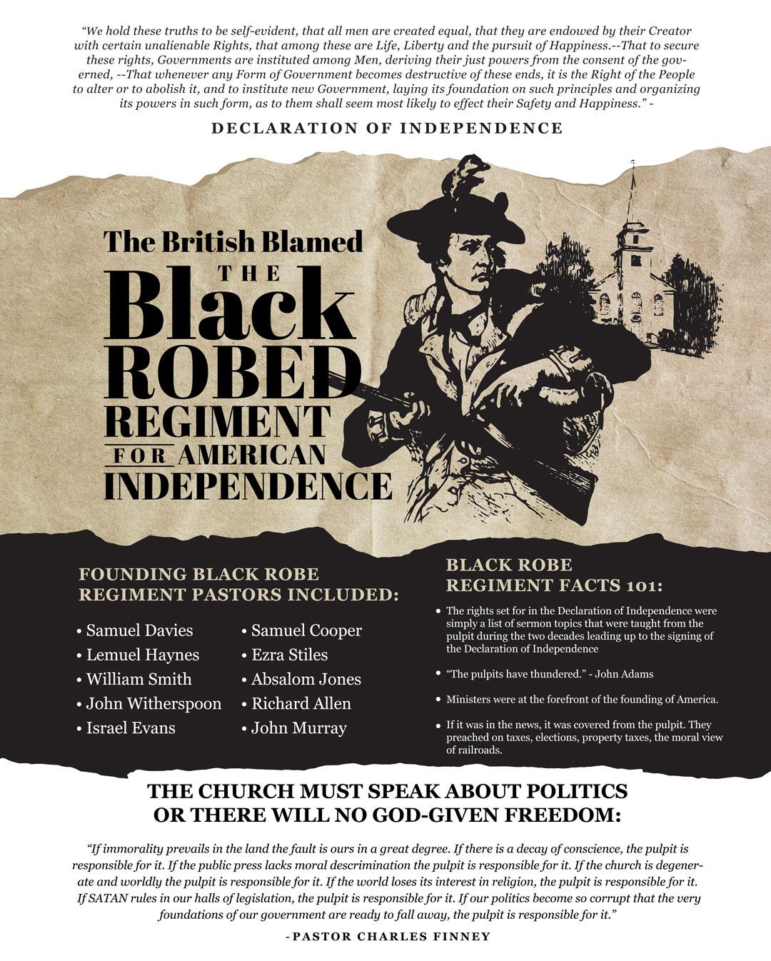 Black Robe Regiment Version 3 ThrivetimeShow