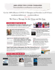 Effective Covid Therapies