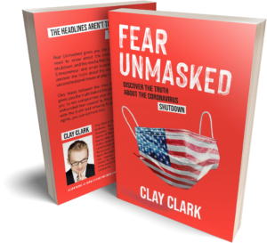 Fear Unmasked Cover