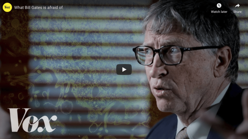 Covid Timeline - Bill Gates is creating the models