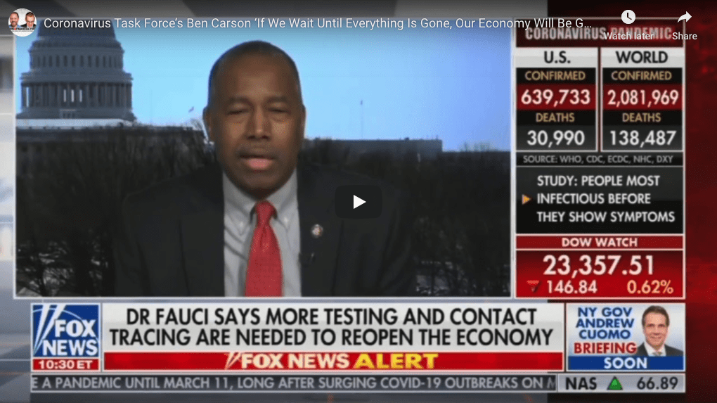 covid-timeline-dr-ben-carson-if-we-wait-our-economy-will-be-gone